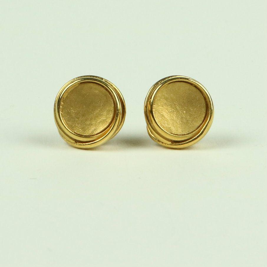 Medium Stud Earrings WES 2G