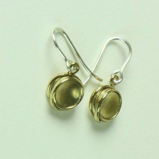 Medium Drop Earrings WED 2G