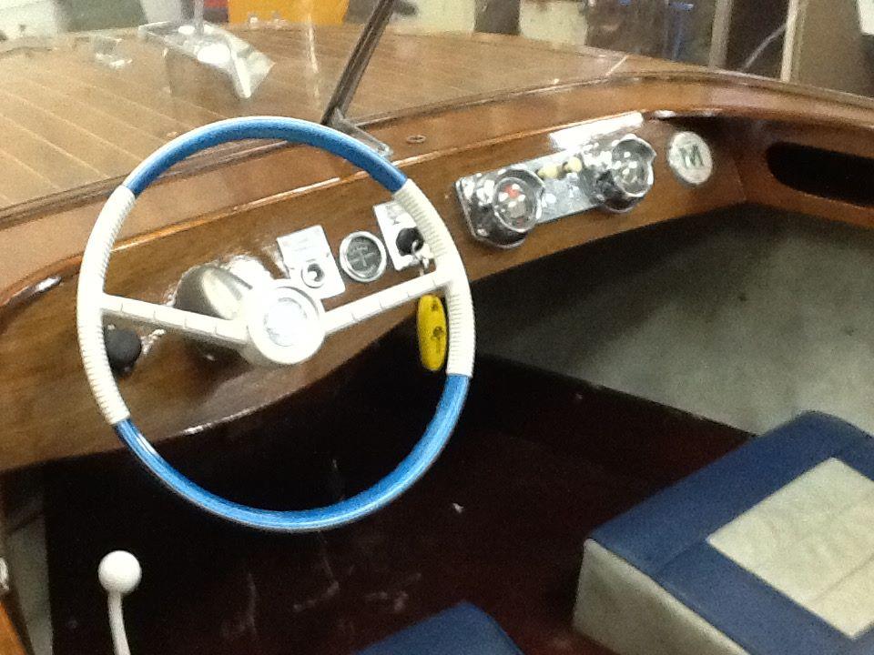 broom viking before restoration atwood steering wheel