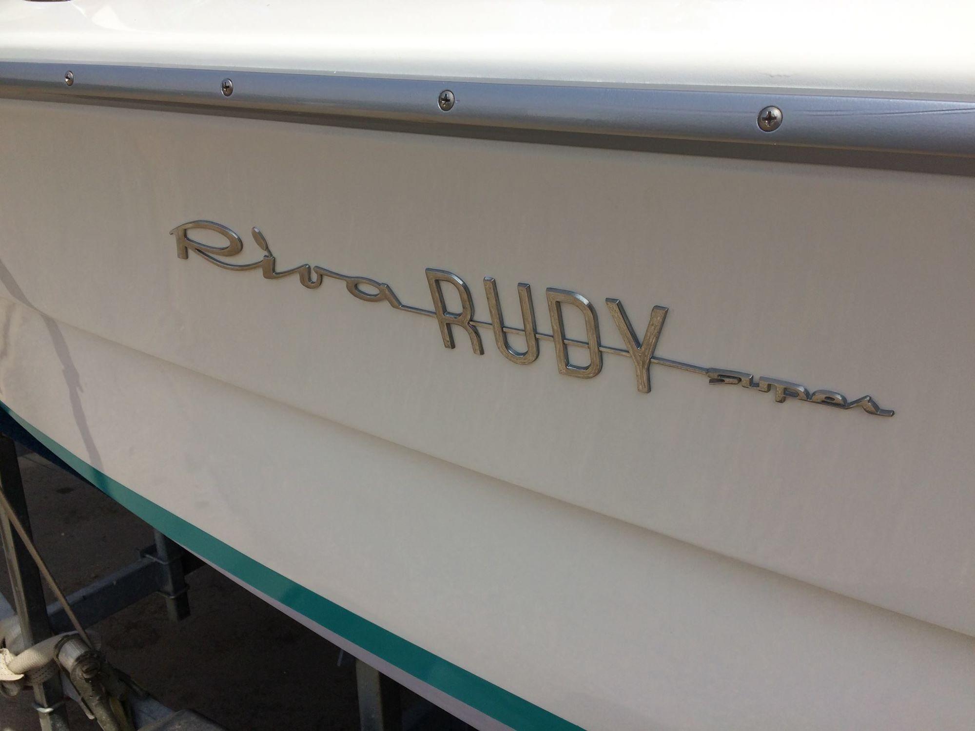 Riva Rudy boat