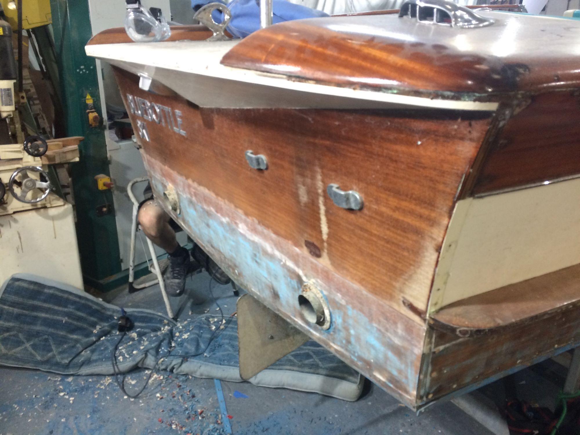 boats celebrity's Riva