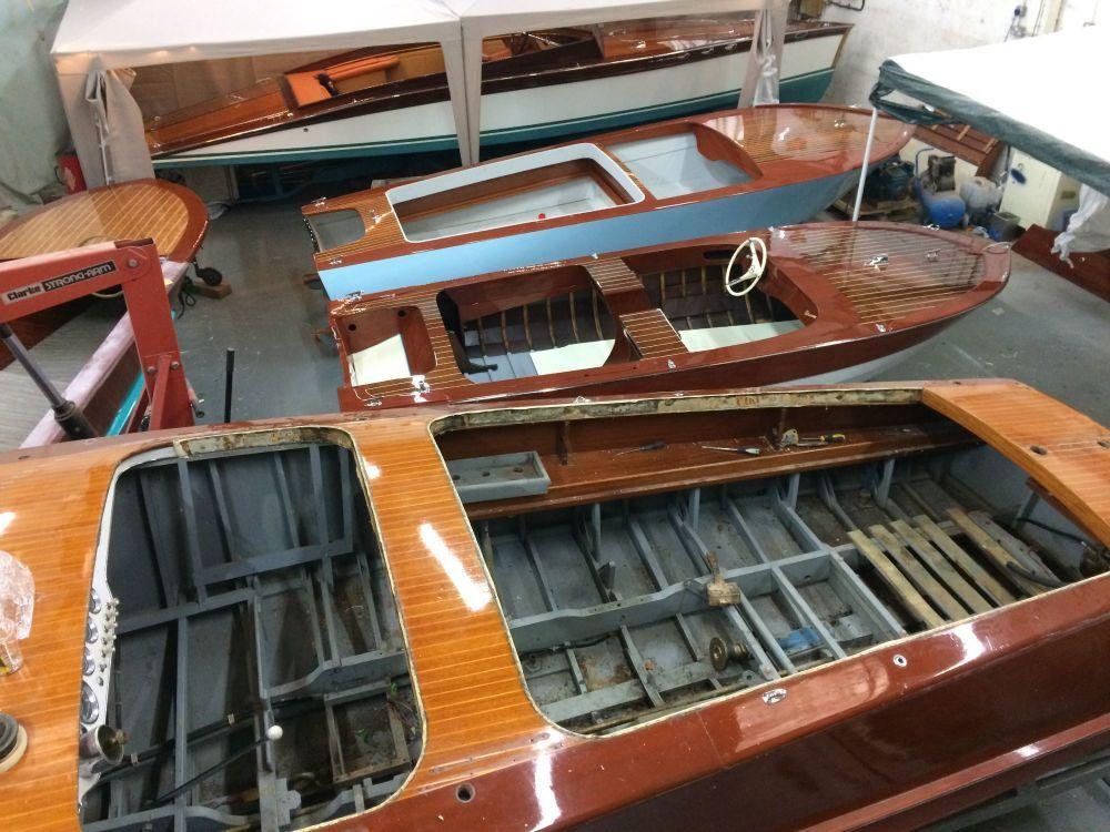 wooden boat builders in the uk