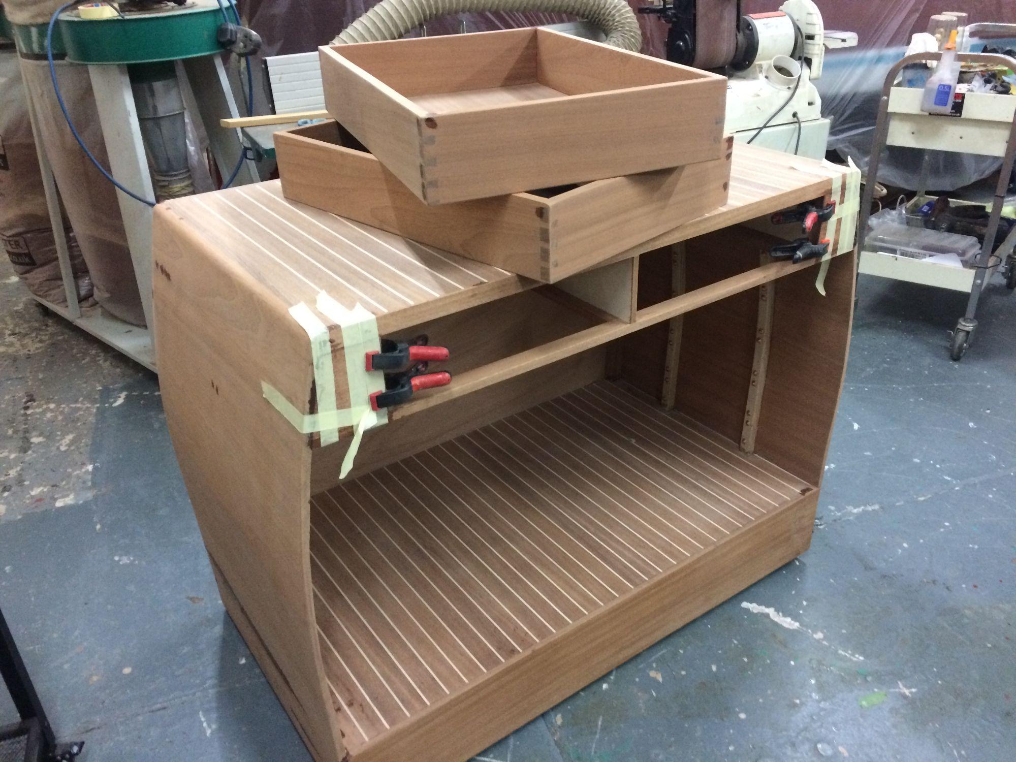 woodworking master craftsman luxury wooden