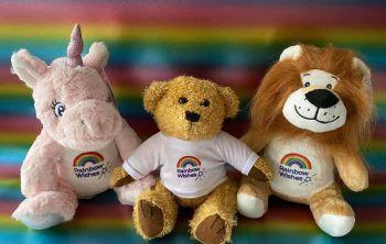 Rainbow Wishes Mascot