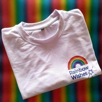 Rainbow Wishes T Shirt