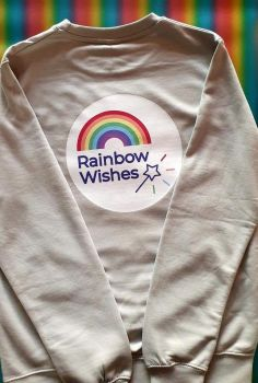 Rainbow Wishes Sweater