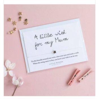 Wish Bracelet - A Little Wish For My Mum