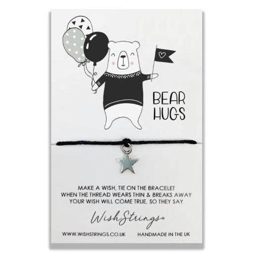 Wish Strings Bracelet - Bear Hugs