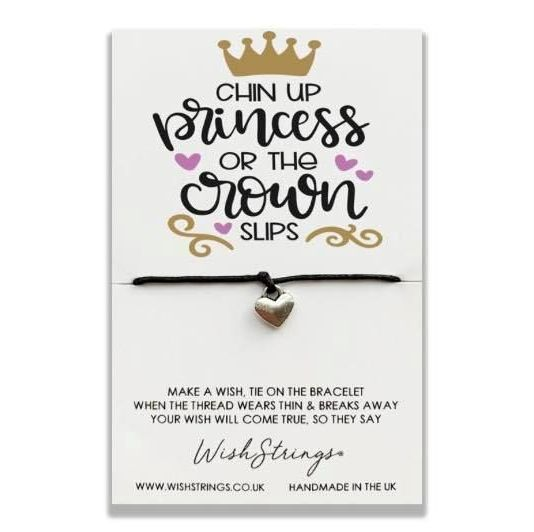 Wish Strings Bracelet - Princess