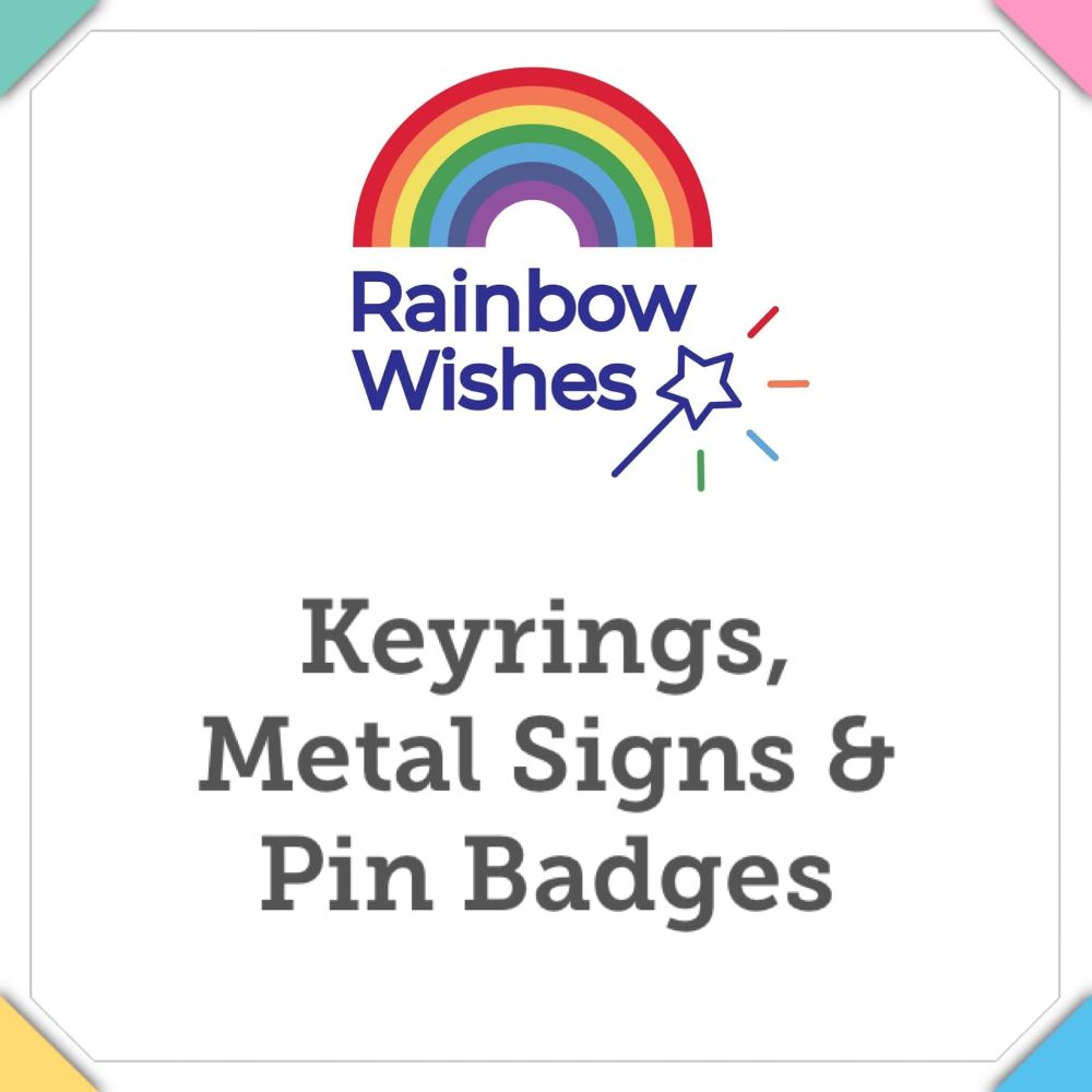 Keyrings,  Metal Signs & Pin Badges