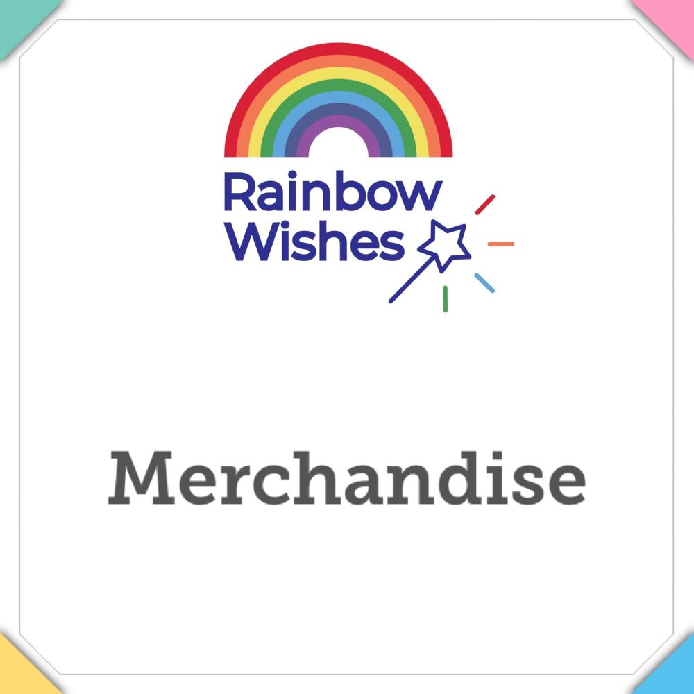 Rainbow Wishes Merchandise