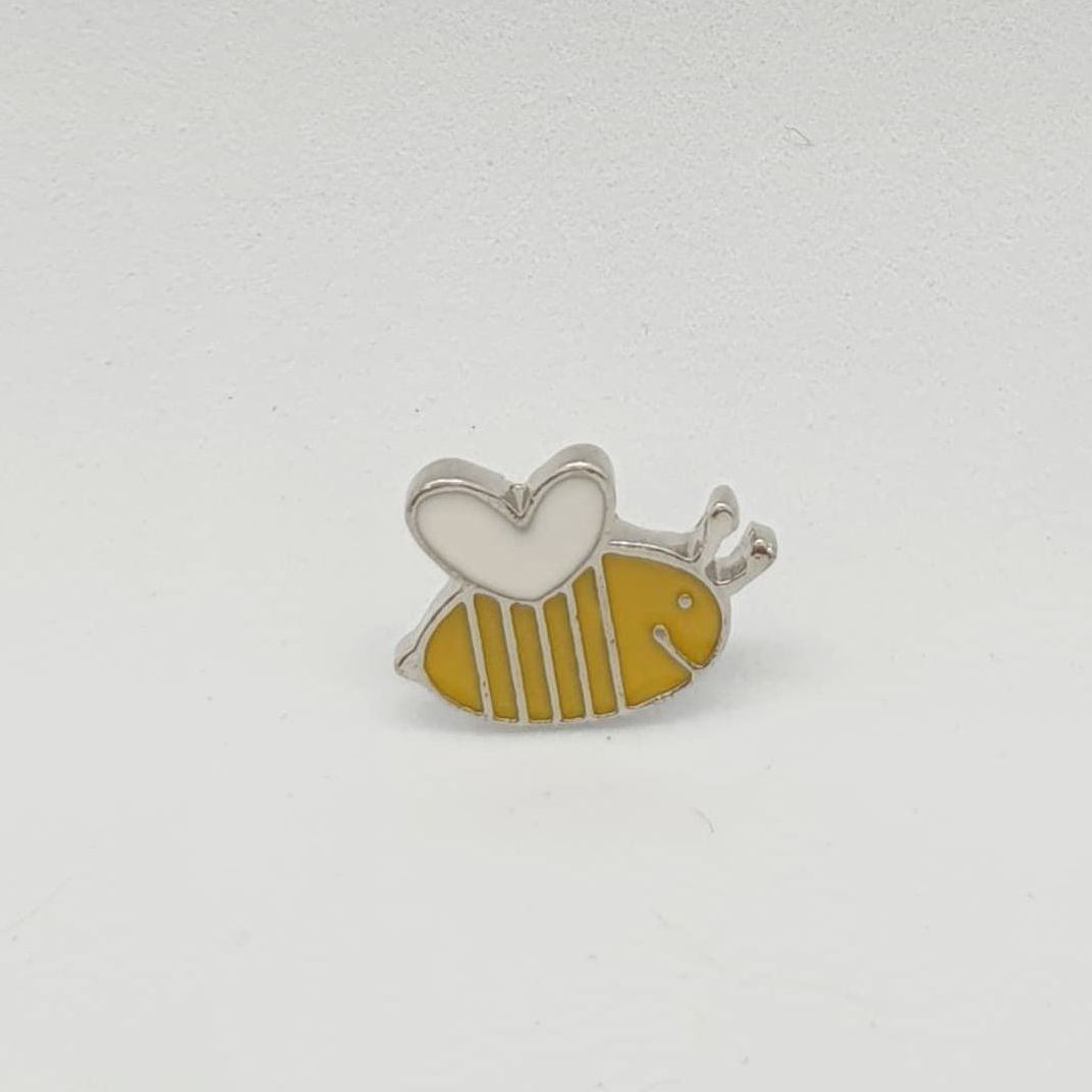 Bee Pin Badge