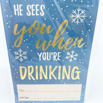 Set of 3 Bottle Gift Tags