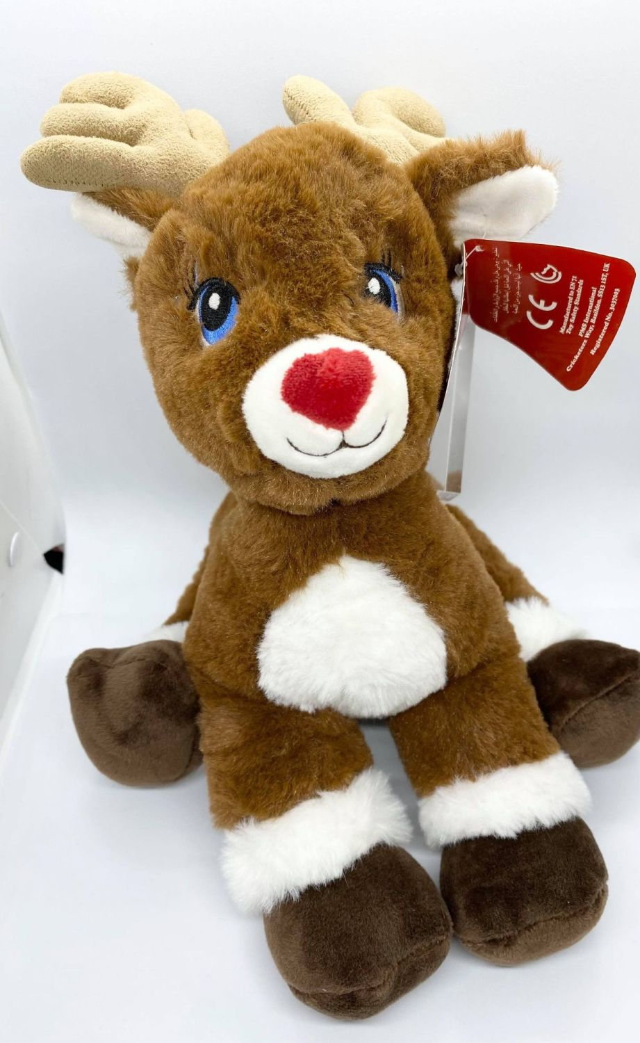 Standing Soft Rudolph