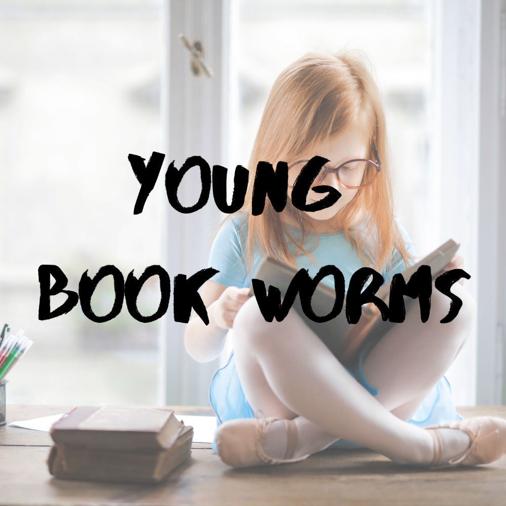 Young Book Worms