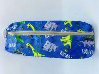 Dinosaur Pencil Case - Dark Blue