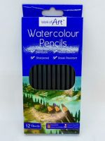 Watercolour Pencils - 12 pack