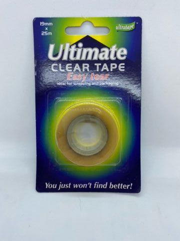 Ultimate Easy Tear Tape 19mm x 25metre