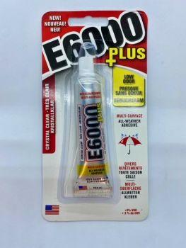 E6000 PLUS Craft & Hobby Adhesive 26.6ml