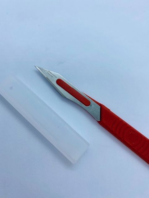 Swann Morton 1801 Trimaway Knife