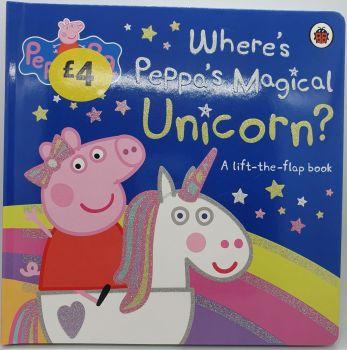 Peppa Pig Where's My Unicorn