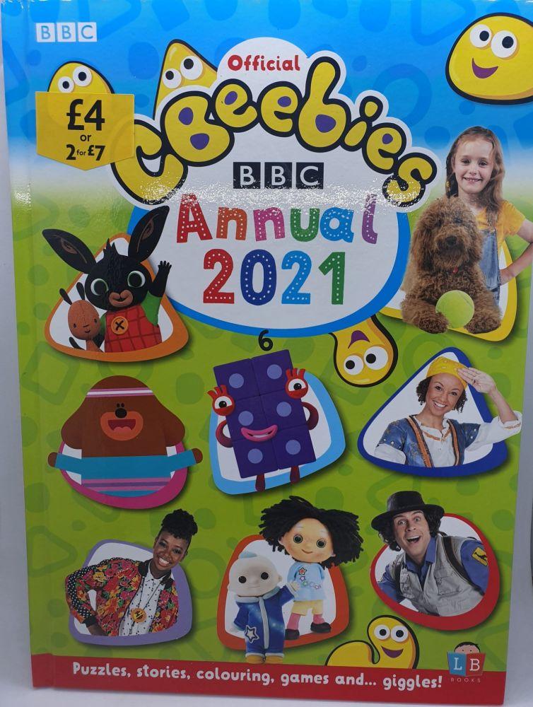 CBeebies 2021