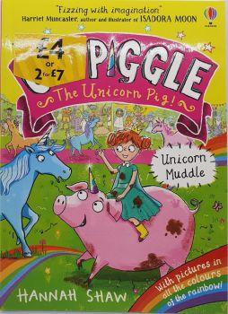 Unipiggle: The Unicorn Pig - Hannah Shaw