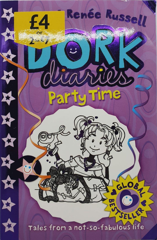 Dork Diaries: Party Time - Rachel Renee Russell