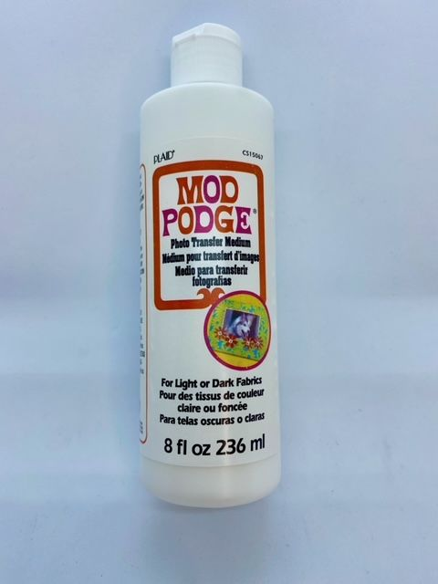 Mod Podge Photo Transfer Medium - 8oz