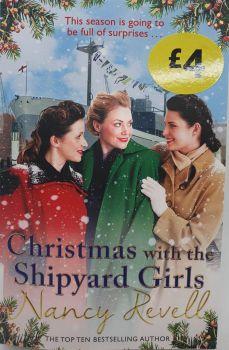 Christmas With The Shipyard Girls - Nancy Revell