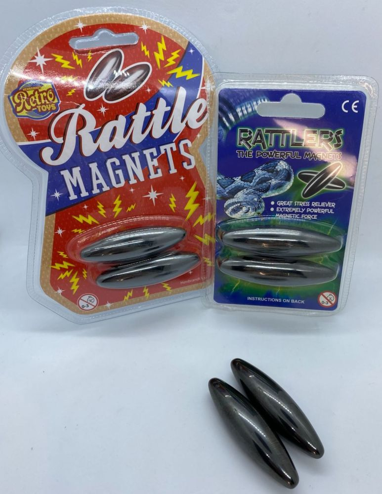Rattlers Magnets