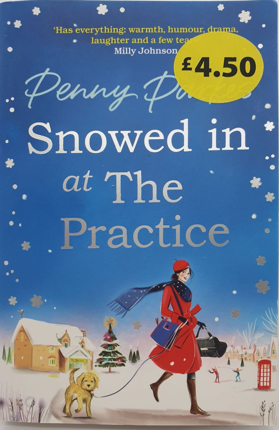 Snowed In At The Practice - Penny Parkes