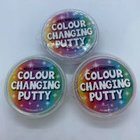 Heat Sensitive Colour Changing Putty