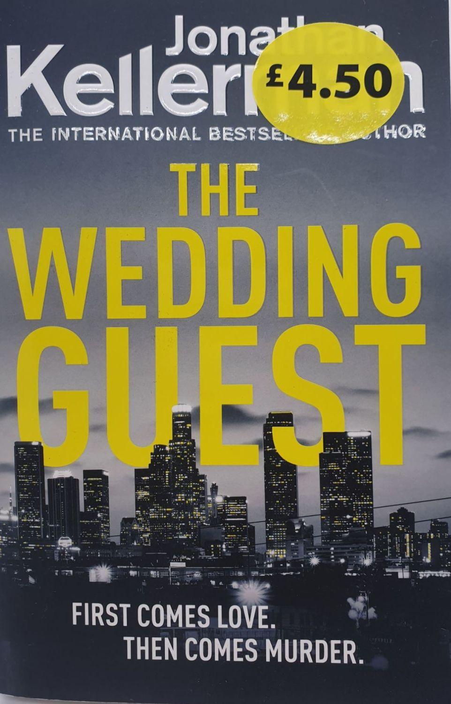 The Wedding Guest - Jonathan Kellerman