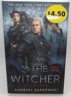 The Witcher  The Last Wish - Andrzej Sapkowski