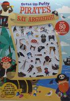 Pirate Say Arghhhhh! Sticker Book