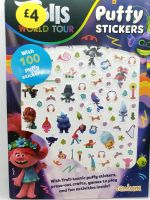 Trolls Sticker Book