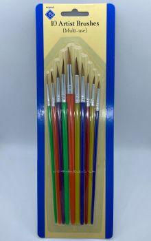 10 Artist Brushes