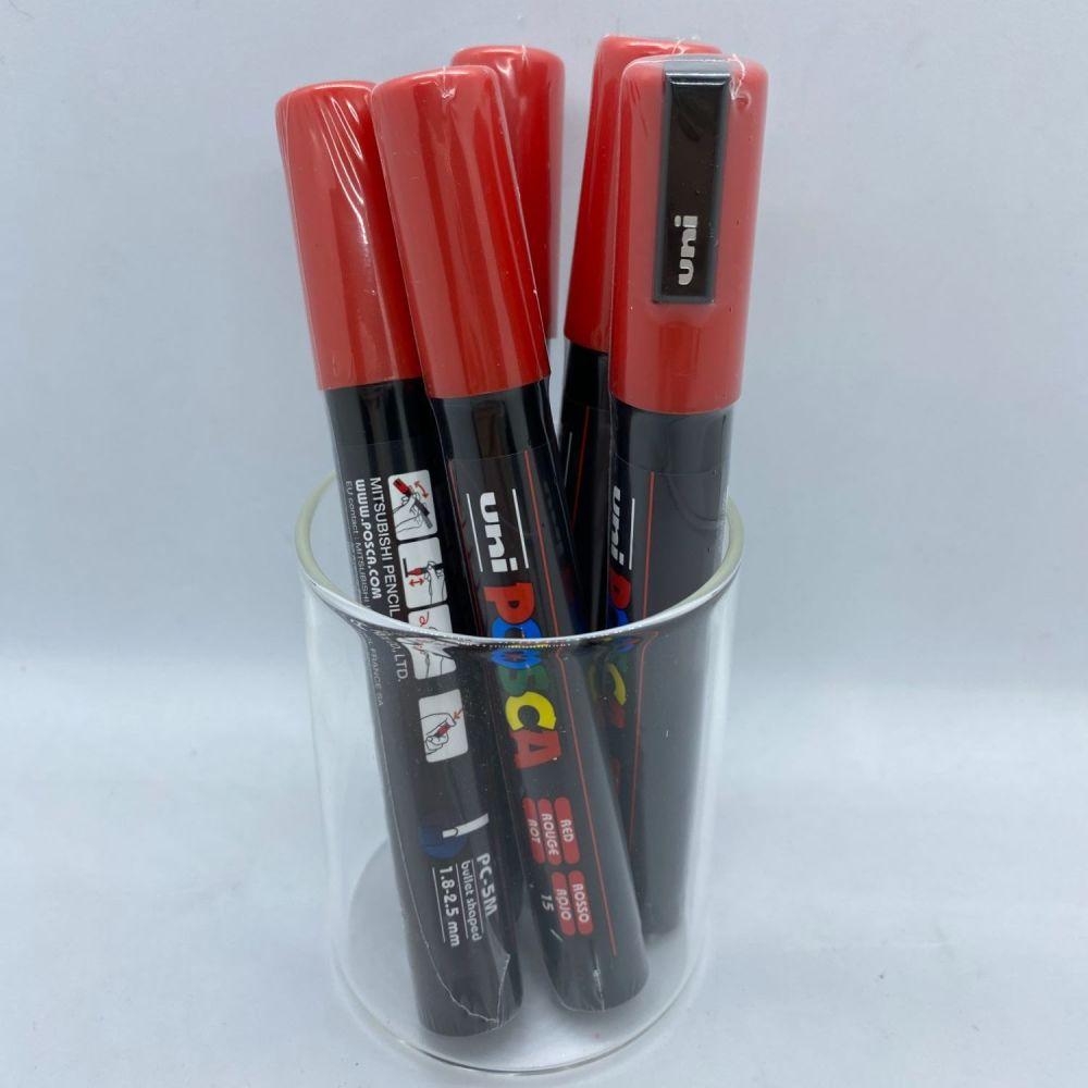 Uniball Posca Medium Tip Paintmarker - Red