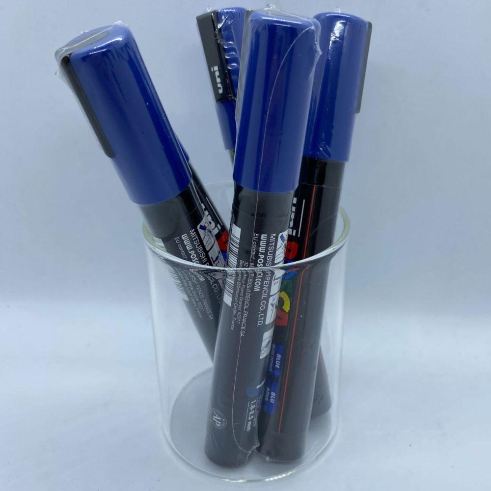 Uniball Posca Medium Tip Paintmarker - Blue