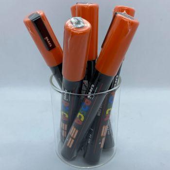 Uniball Posca Medium Tip Paintmarker - Orange