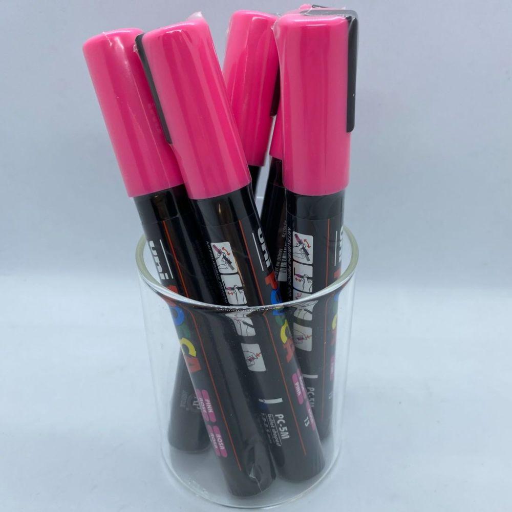 Uniball Posca Medium Tip Paintmarker - Pink