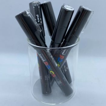 Uniball Posca Extra Fine Tip Paintmarker - Black