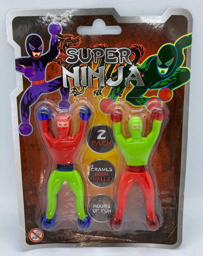 Ninja Window Walkers