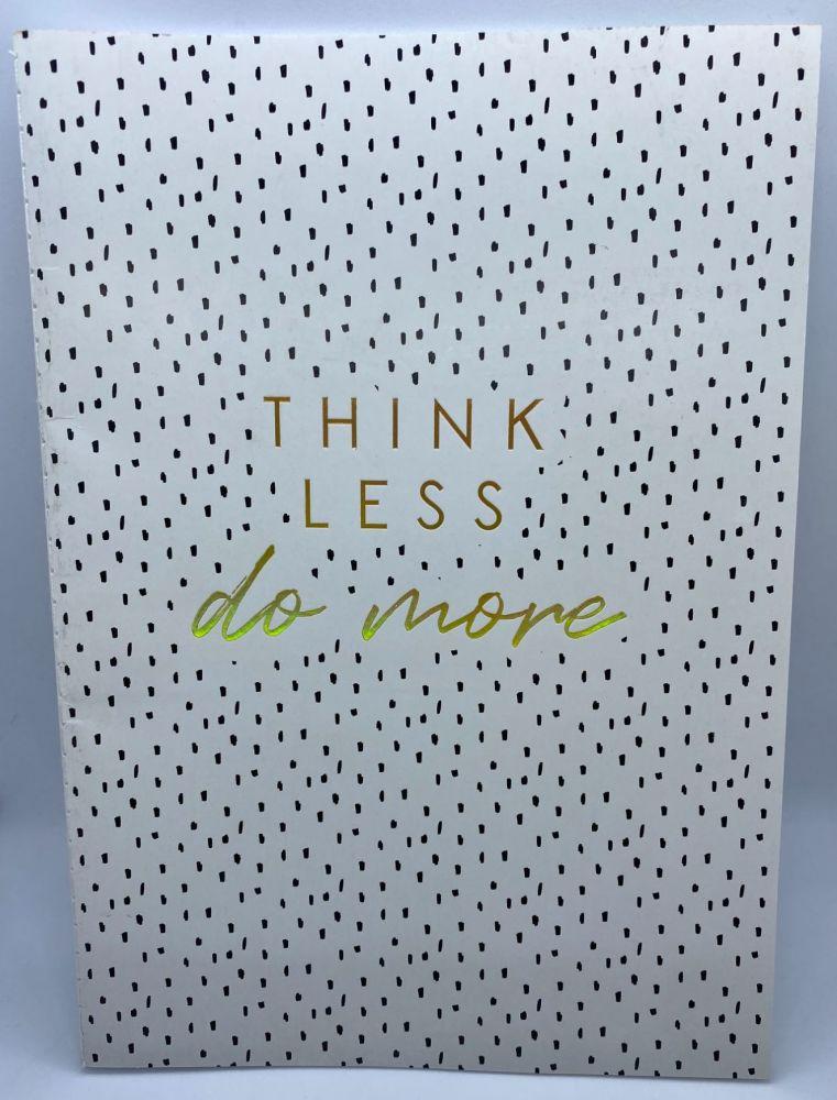 Rose Gold Jotter Notebook