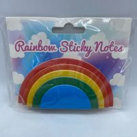 Rainbow Sticky Notes