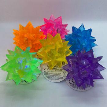 Light Up Crystal Bouncy Ball