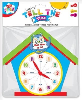 Tell The Time Clock