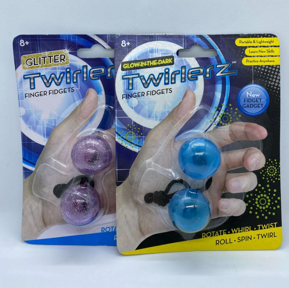 Twirlerz Finger Fidgets
