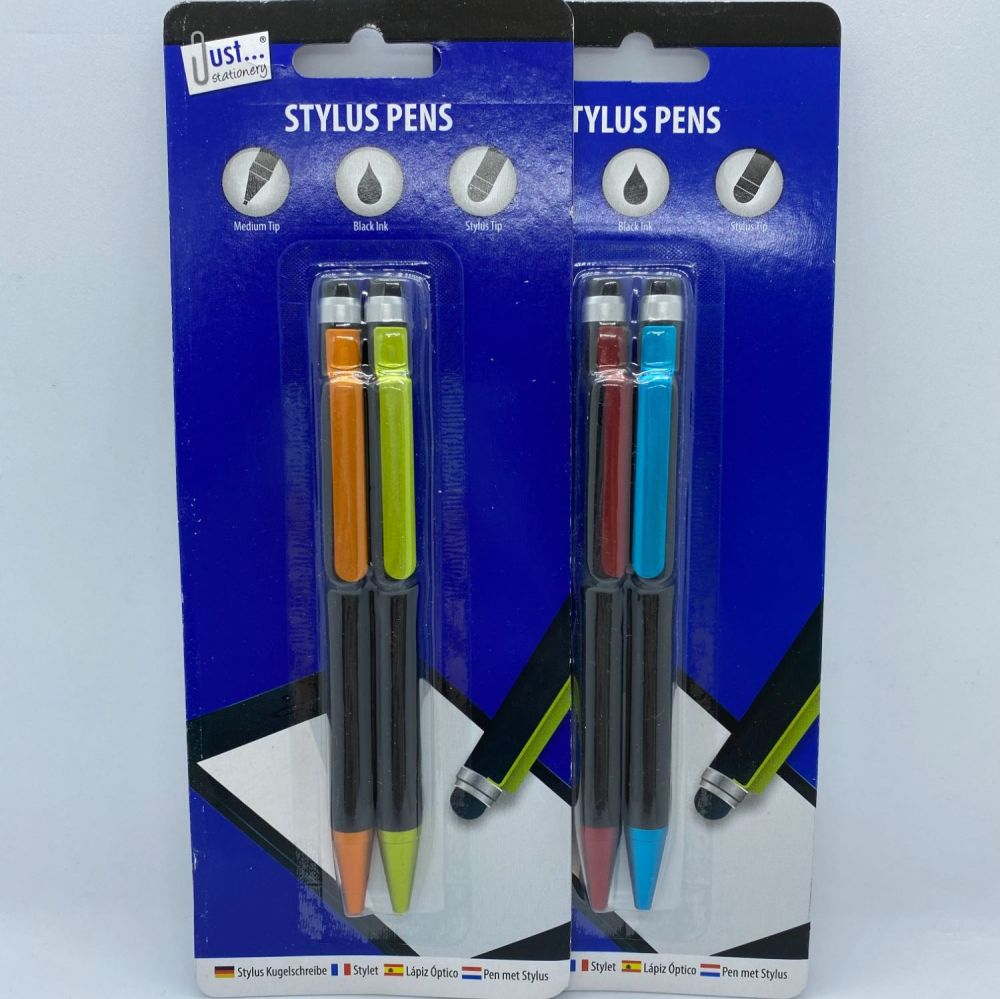 Pack of 2 Stylus Pens